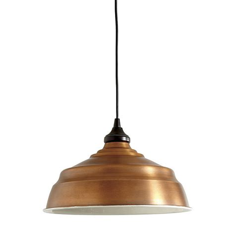 pendant ls without wiring large industrial copper shade pendant adapter ballard