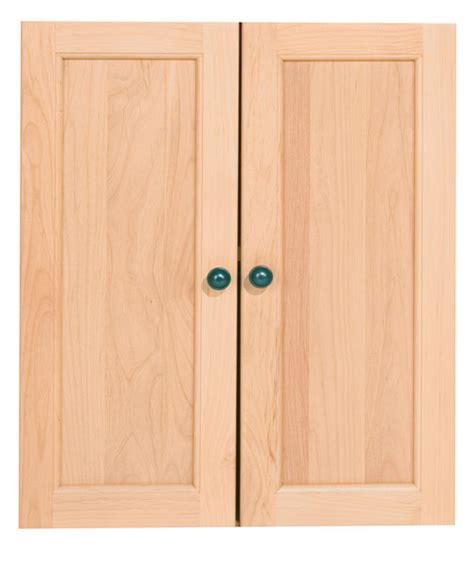 unfinished wood bookcase kit alder 24 inch bookcase door kit