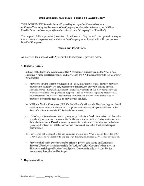 Legal Agreement Contract Free Printable Documents Management Fee Agreement Template
