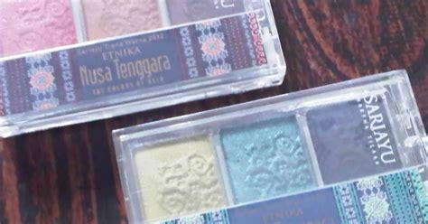 Eyeshadow Sariayu 12 Warna racun warna warni sariayu 2012 eyeshadow bena kelimutu