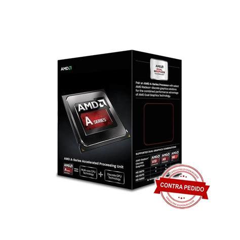 Amd A6 6400 3 9 Ghz procesador amd a6 6400k 3 9 ghz fm2