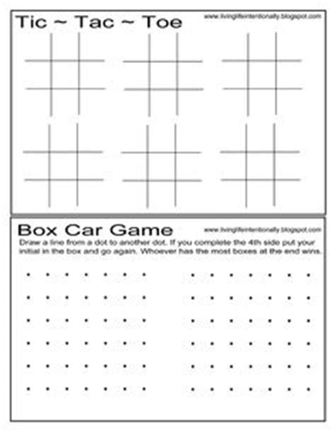 dot to dot box game printable 1000 images about road trip airplane on pinterest