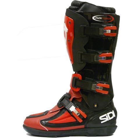 motocross boots sidi sidi flex srs motocross boots motocross boots