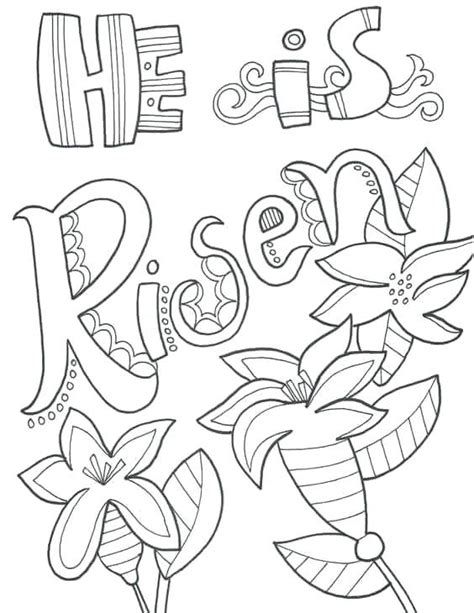 Religious Easter Coloring Pages Printable by Easter Coloring Sheets Printable Pages Religious Free