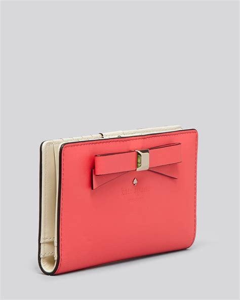 Kate Spade Wallet lyst kate spade new york wallet