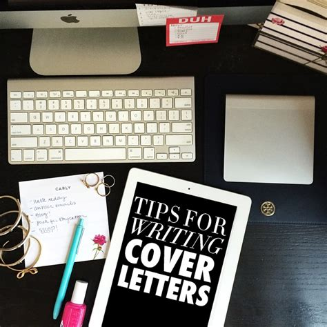 tips for writing cover letters tips for writing cover letters the college prepster
