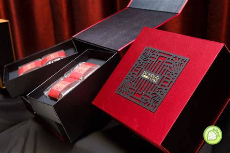 new year packaging malaysia mooncake 2014 the splendour 大同集團月餅