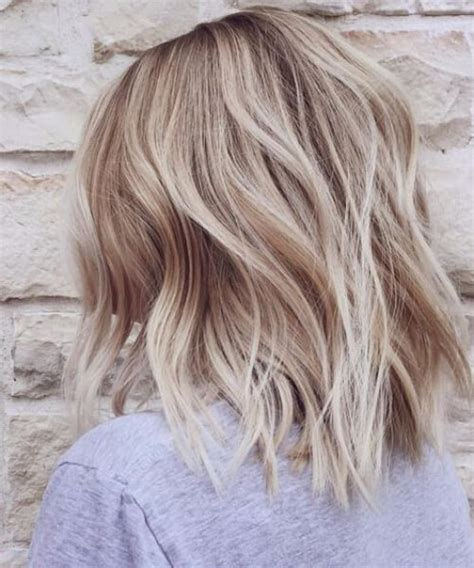 medium hair with blonde balayage hifow quick easy 45 easy balayage short hair ideas my new hairstyles