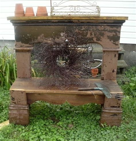 fireplace hearth bench fireplace mantel made into a bench all with wood over