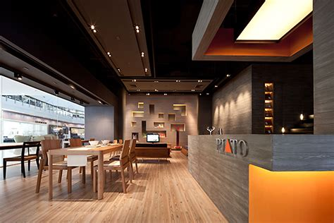modern home design showroom plato showroom by whitespace bangkok thailand 187 retail design blog