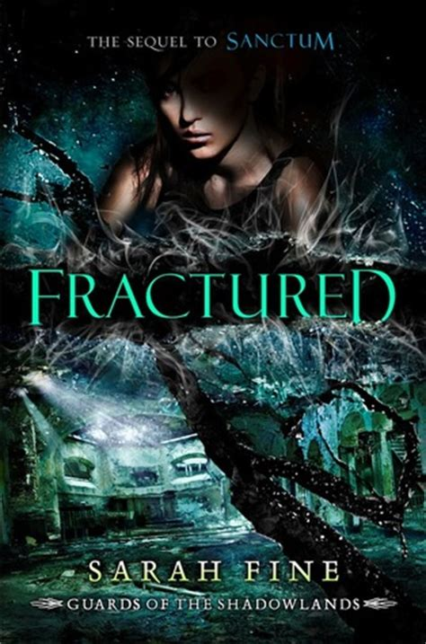 review: fractured by sarah fine – novel heartbeat