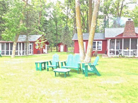 red  log north woods encampment homeaway