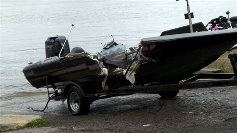 bass fisherman dies after boat crash on lake conroe - Boat Crash Bass Lake