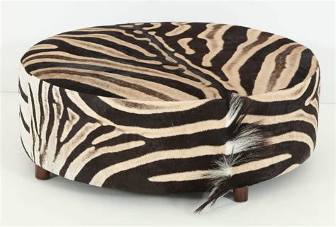 zebra chair and ottoman zebra chair and ottoman zebra hide william and wing