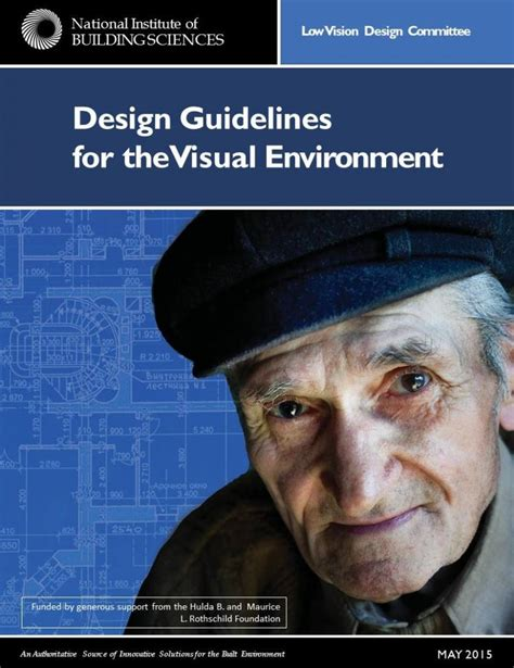 guidelines for design for environment design guidelines for the visual environment iowa