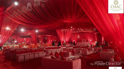 wedding decor  omc kesharwani jabalpur youtube