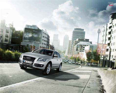 City Audi by Audi Q5 City обои 1280x1024
