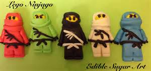 ninjago cake toppers fondant lego ninjago cake topper