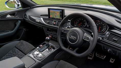 Grip Audi Rs6 by Audi Rs6 Avant Performance 2017 Review Car Magazine