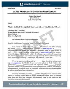 cease and desist letter c amp d create a cease amp desist