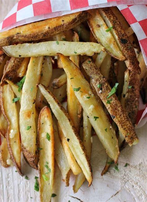 garlic truffle fries recipe dishmaps