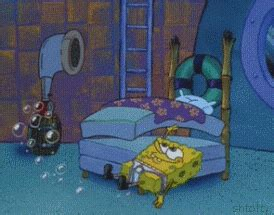 squeaky bed sex midterms as told by spongebob squarepants her cus