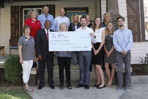 faulkner county nonprofit receives 16k grant from fhlb