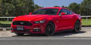 Ford Mustang 2016 2016 Ford Mustang Gt Review Caradvice