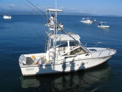 punt boat in spanish cabo matapalo sportfishing puerto jimenez costa rica on