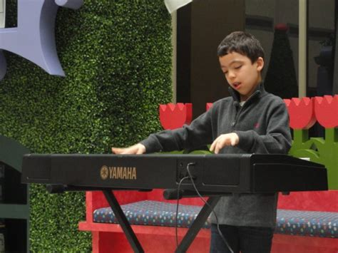 6 Year Child Prodigy Ethan Bortnick Opens For Nelly Furtado On Tour Kickoff by 10 Year Piano Prodigy Ethan Bortnick Wows Beaumont