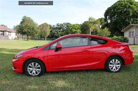 2 Door Civic by 2012 Honda Civic Lx 2 Door Coupe