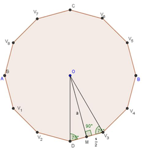 angle 150 degrees special properties convex