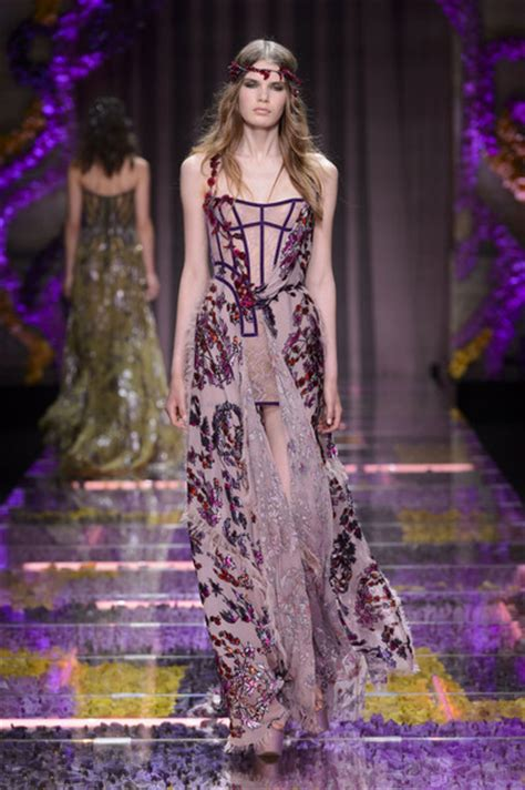Versace Gives Clinton Dress Tips by Best Dresses At Fashion Week Haute Couture Fall 2015