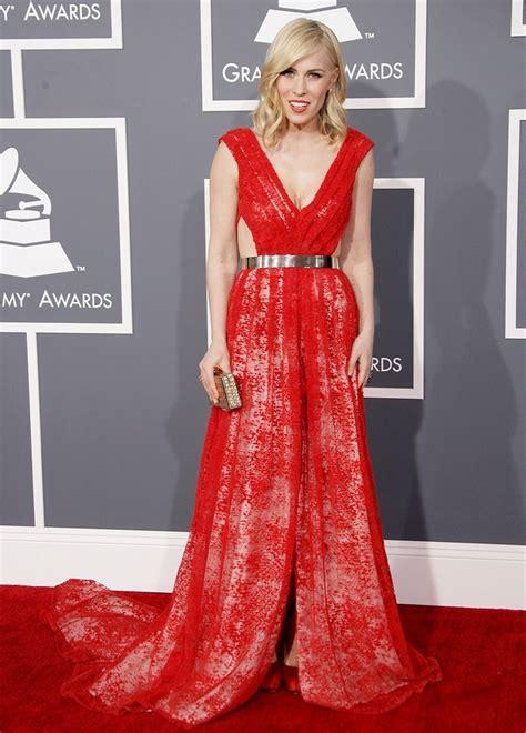 Grammy Awards Bedingfield by Fashion Aroma At The Grammyz