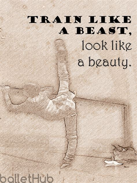 Create Resume Online by Train Like A Beast Ballet Quote Ballethub