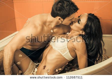 games kissing in the bathroom bathroom kiss stock photo 112687511 shutterstock