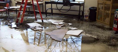 when water damage threatens your home you need to act