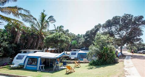 Rocky Bay Cottages by Rocky Bay Resorts Caravan Accommodation