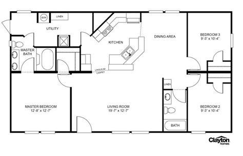 clayton modular floor plans 1000 ideas about modular home manufacturers on pinterest