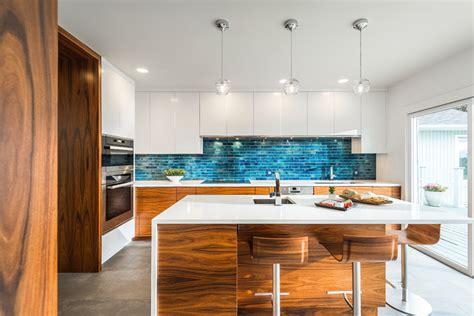 vancouver island modern contemporary kitchen