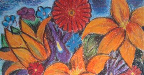 wallpaper bunga lingkaran lilis ambarwati gambar bunga