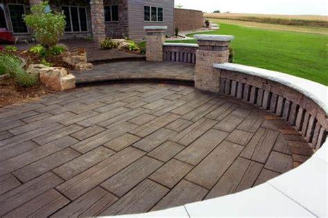24 Amazing Sted Concrete Patio Design Ideas Concrete Patio Design Pictures