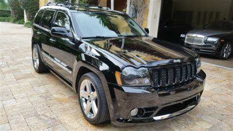 jeep srt modified 1j8hr78337c509078 modified 2007 srt8 jeep grand srt