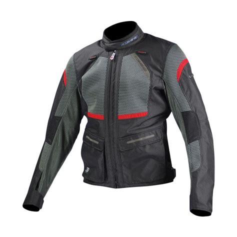 Jaket Touring Aira jual komine jk 102 3d protect jaket touring pria black harga kualitas terjamin