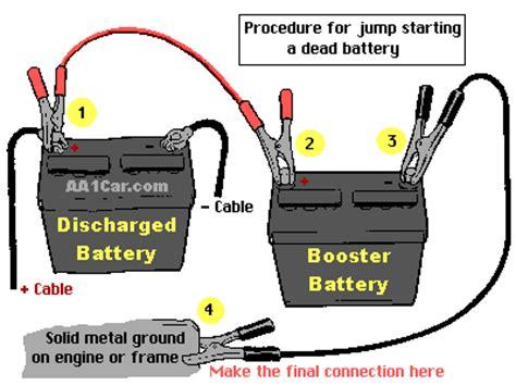 how to use jumper cables diagram 2000 suzuki vitara proper use of jumper cables