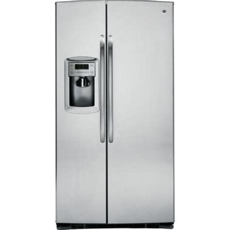 home depot kitchen appliances sale home depot adora 25 4 cu ft side by side refrigerator