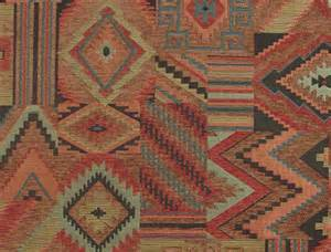 american southwestern upholstery fabric woven