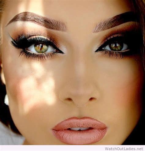 eyeshadow green for brown hair and brown eyes makeup tutorials for image gallery orange green eyes