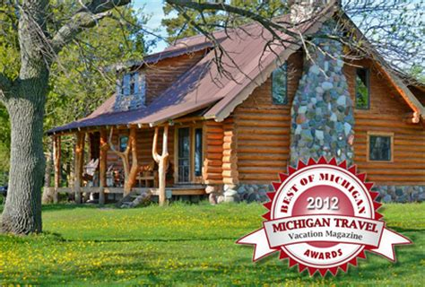 Best Cabins In Michigan by Papin S Resort Your Drummond Island Resort Lodging