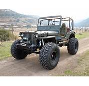 Big Foot Willys Jeep  Enthusiast